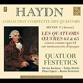 Haydn: Les Quatuors Oeuvres 64 & 65