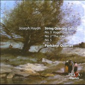 Joseph Haydn: String Quartets Op. 33, Nos. 3, 2 & 5