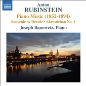 Anton Rubinstein: Piano Music, Vol. 2