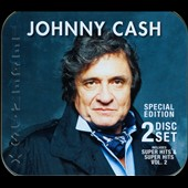 Johnny Cash: Legends: Super Hits/Super Hits, Vol. 2