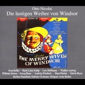 Nicolai: The Merry Wives of Windsor / Rother, Beilke, et al