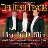 Irish Tenors: Irish Tenors [Live in Dublin] [CD/DVD]