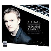 J.S. Bach: Keyboard Concertos Nos. 1, 3, 5 & 7 / Alexandre Tharaud, piano