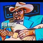 Otis Rush: West Chicago Blues [Digipak] *