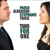 Paolo Alderighi/Stephanie Trick: Two for One