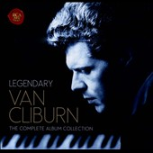 Pianist Van Cliburn: Complete Album Collection [29 CDs]