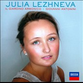 Alleluia - Arias by Mozart, Porpora, Handel, Vivaldi / Julia Lezhneva, soprano; Il Giardino Armonico, Giovanni Antonini