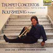 Haydn, Hummel, Torelli: Trumpet Concertos / Smedvig, Ling