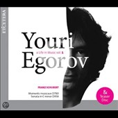 Youri Egorov: A Life in Music, Vol. 1 - Music of Schubert / Youri Egorov: piano