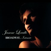 Janene Lovullo: Broadway, Intimate [Digipak]