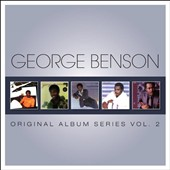 George Benson (Guitar): Original Album Series, Vol. 2 [Slipcase]
