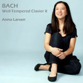 Bach: Well-Tempered Clavier II