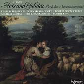 Handel: Acis and Galatea, etc / King, McFadden, Ainsley