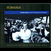 Various Artists: Romania: Festive Music from the Maramures [Slipcase]