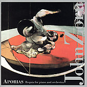 Zorn: Aporias / Davies, American Composers Orchestra, et al