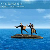 J.S. Bach: 2-Part Inventions / Z.O.O. Guitar Duo