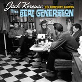 Jack Kerouac: Beat Generation: His Complete Albums