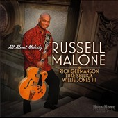 Russell Malone: All About Melody *
