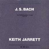 Bach: Well-Tempered Clavier Book II / Keith Jarrett