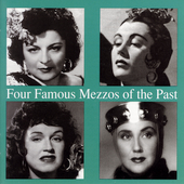 Four Famous Mezzos of the Past - Tourel, Swarthout, et al