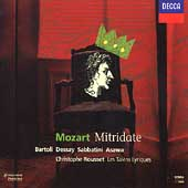 Mozart: Mitridate / Rousset, Bartoli, Sabbatini, et al