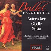 Ballet Favourites - Nutcracker, Giselle, Sylvia / Mogrelia