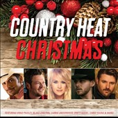 Various Artists: Country Heat Christmas [2016]