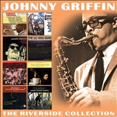 Johnny Griffin: The  Riverside Collection: 1958-1962 [Box] *