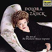 The Art of the Dramatic Mezzo-Soprano / Dolora Zajick, et al