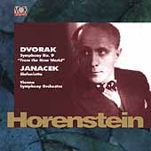 Dvor&#225;k: Symphony no 9;  Janacek: Sinfonietta / Horenstein