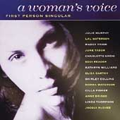 Various Artists: A Woman's Voice: First Person Singular