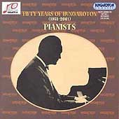 Fifty Years of Hungaroton (1951-2001) - Pianists
