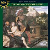 Telemann: Chamber Music / The Chandos Baroque Orchestra