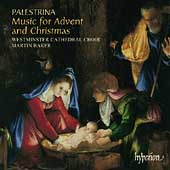 Palestrina: Music for Advent and Christmas / Baker, et al