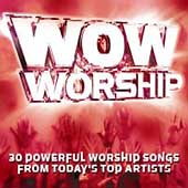 Various Artists: WOW Worship: Red