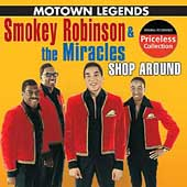 Smokey Robinson: Motown Legends: Shop Around