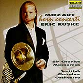 Mozart: Horn Concerti / Ruske, Mackerras, Scottish CO