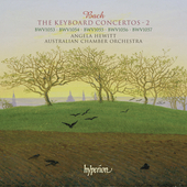 Bach: The Keyboard Concertos 2 / Hewitt, Tognetti, et al