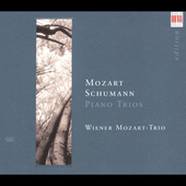 Mozart, Schumann: Piano Trios / Wiener Mozart Trio