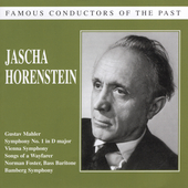 Horenstein conducts Mahler