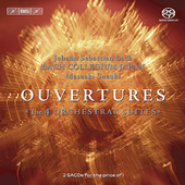 Ouvertures - Bach: Orchestral Suites / Suzuki, et al