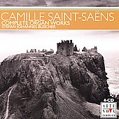 Saint-Sa&euml;ns: Organ Works Vol 1-4 / Stefan Johannes Bleicher