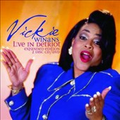 Vickie Winans: Live in Detroit [CD/DVD] [PA]