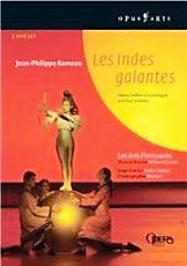 Rameau: Les Indes Galantes / Valerie Gabail; Nicolas Rivenq; Paul Agnew & Others [2 DVD]