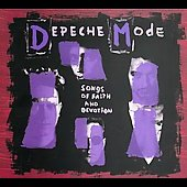 Depeche Mode: Songs of Faith and Devotion [Rhino US CD/DVD]