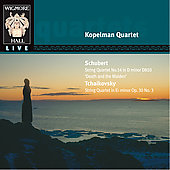 Tchaikovsky, Schubert: String Quartets / Kopelman Quartet