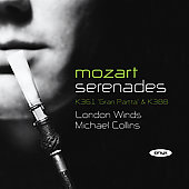 Mozart: Serenades K 361 and K 388 / Collins, London Winds