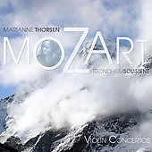 Mozart: Violin Concertos / Thorsen, Gimse, et al
