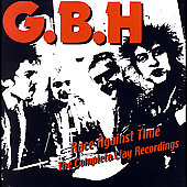G.B.H.: Race Against Time: The Complete Clay Recordings