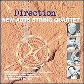 Direction - Ichiyanagi, Takemitsu, et al / New Arts Quartet